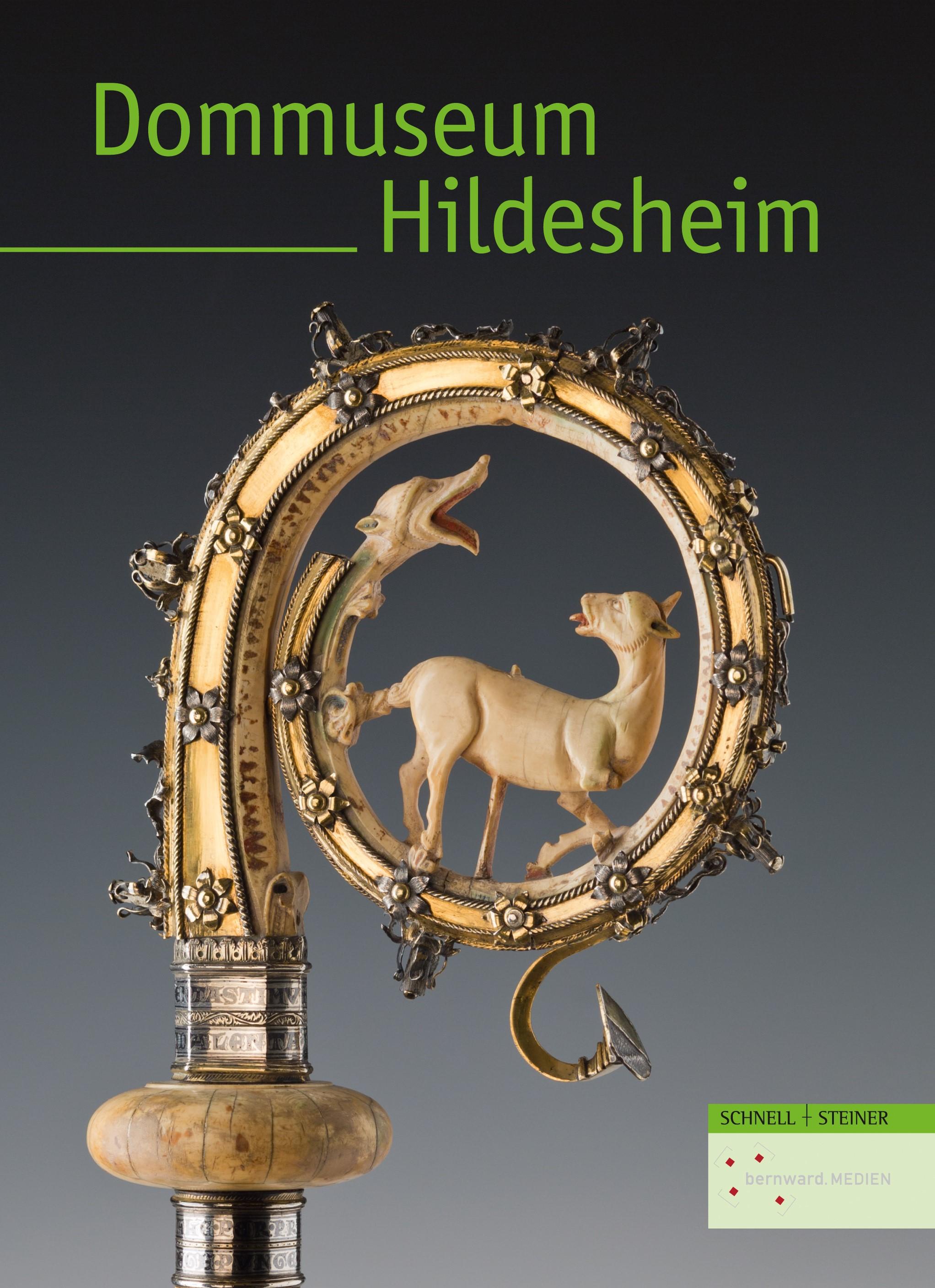 Dommuseum Hildesheim | Brandt / Höhl / Lutz, 2015 | Buch (Cover)