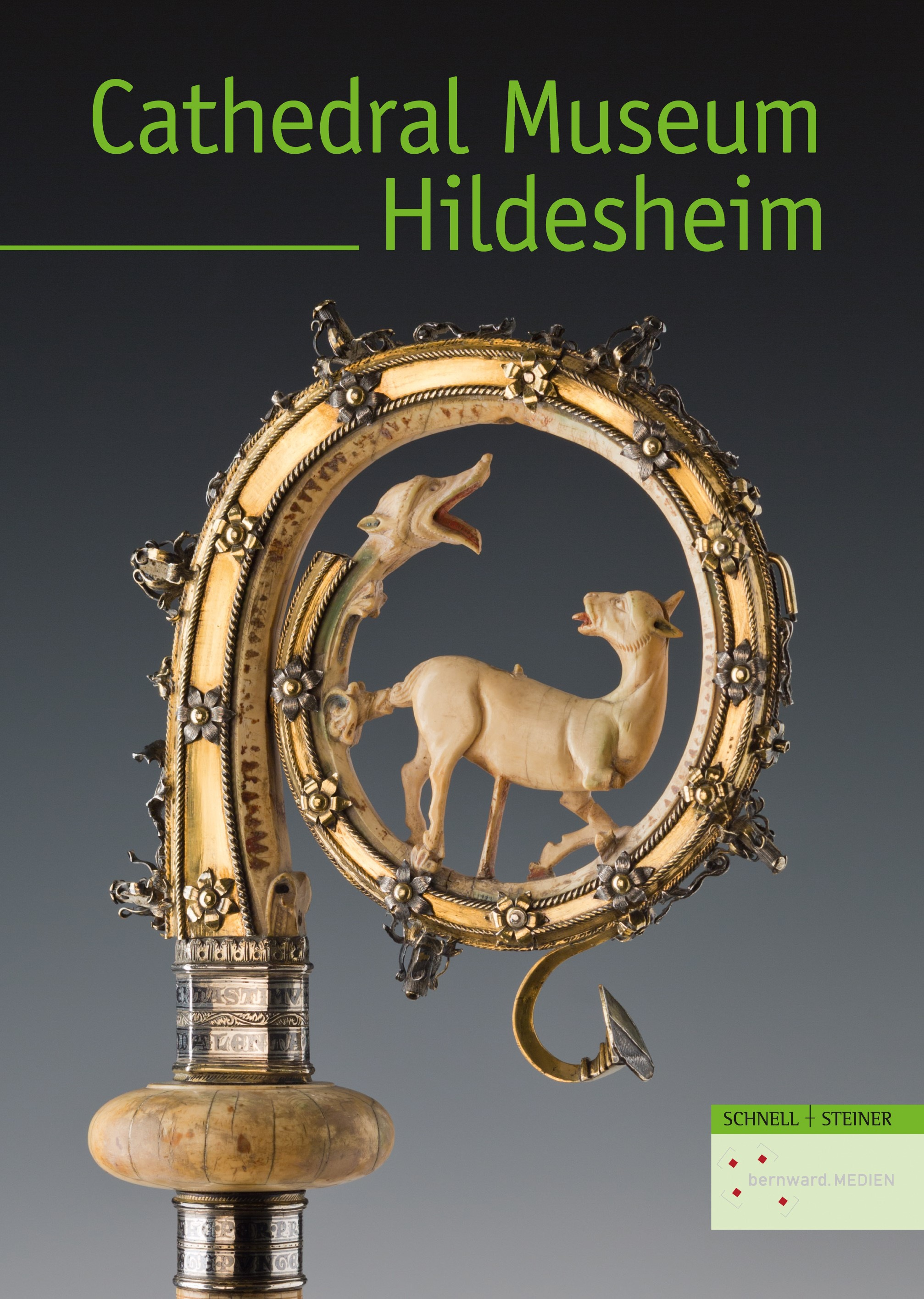 Cathedral Museum Hildesheim   Brandt / Höhl / Lutz, 2015   Buch (Cover)