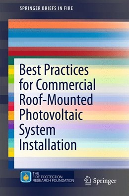 Abbildung von Wills / Milke / Royle | Best Practices for Commercial Roof-Mounted Photovoltaic System Installation | 2015 | 2015