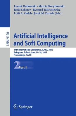 Abbildung von Rutkowski / Korytkowski | Artificial Intelligence and Soft Computing | 1. Auflage | 2015 | 9120 | beck-shop.de