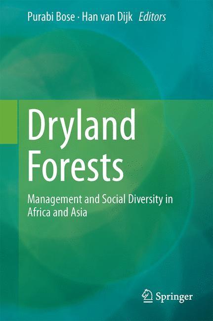 Dryland Forests | Bose / van Dijk | 1st ed. 2016, 2016 | Buch (Cover)