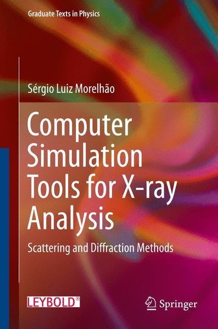 Computer Simulation Tools for X-ray Analysis | Morelhão | 1st ed. 2016, 2015 | Buch (Cover)