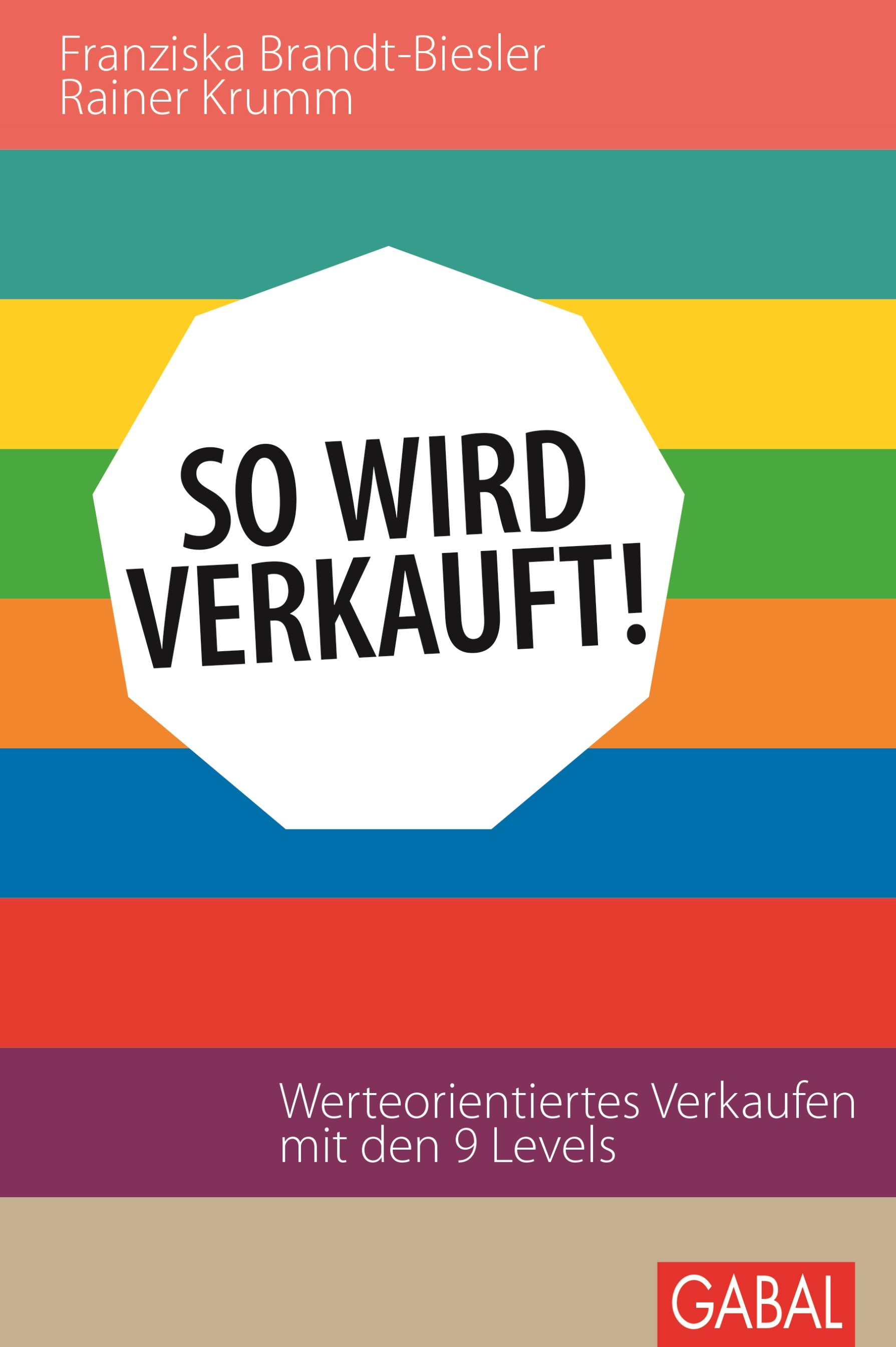 So wird verkauft! | Brandt-Biesler / Krumm, 2015 | Buch (Cover)
