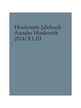 Abbildung von Hindemith-Jahrbuch | 1. Auflage | 2015 | beck-shop.de