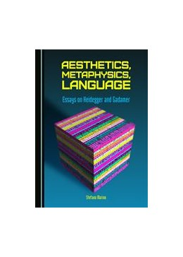 Abbildung von Marino | Aesthetics, Metaphysics, Language | 2015 | Essays on Heidegger and Gadame...