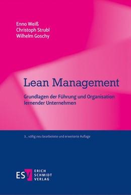 Abbildung von Weiß / Strubl | Lean Management | 3. Auflage | 2015 | beck-shop.de