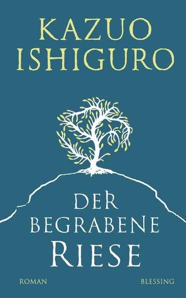 Der begrabene Riese   Ishiguro, 2015   Buch (Cover)