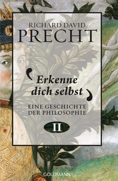 Erkenne dich selbst | Precht, 2017 | Buch (Cover)