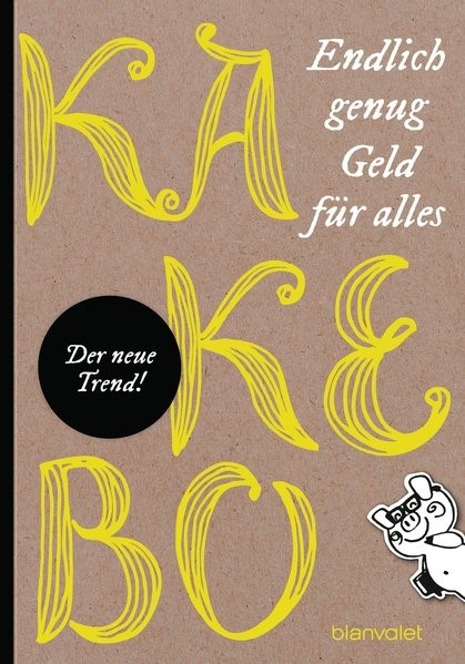 Kakebo | Hagemann, 2015 | Buch (Cover)