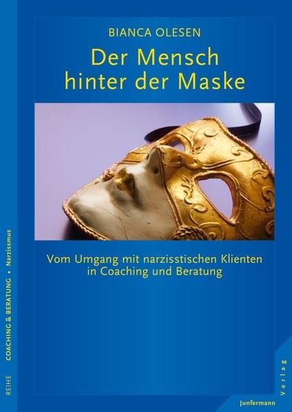 Der Mensch hinter der Maske | Olesen, 2015 | Buch (Cover)