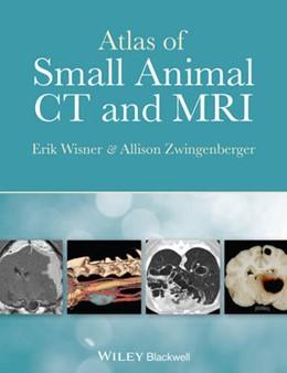 Abbildung von Wisner / Zwingenberger | Atlas of Small Animal CT and MRI | 2015