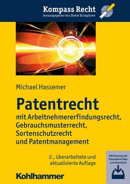Abbildung von Hassemer | Patentrecht | 2. Auflage | 2015 | beck-shop.de