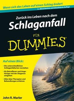 Abbildung von Marler / Paal | Zurück ins Leben nach dem Schlaganfall für Dummies | 2. aktualisierte Auflage | 2015