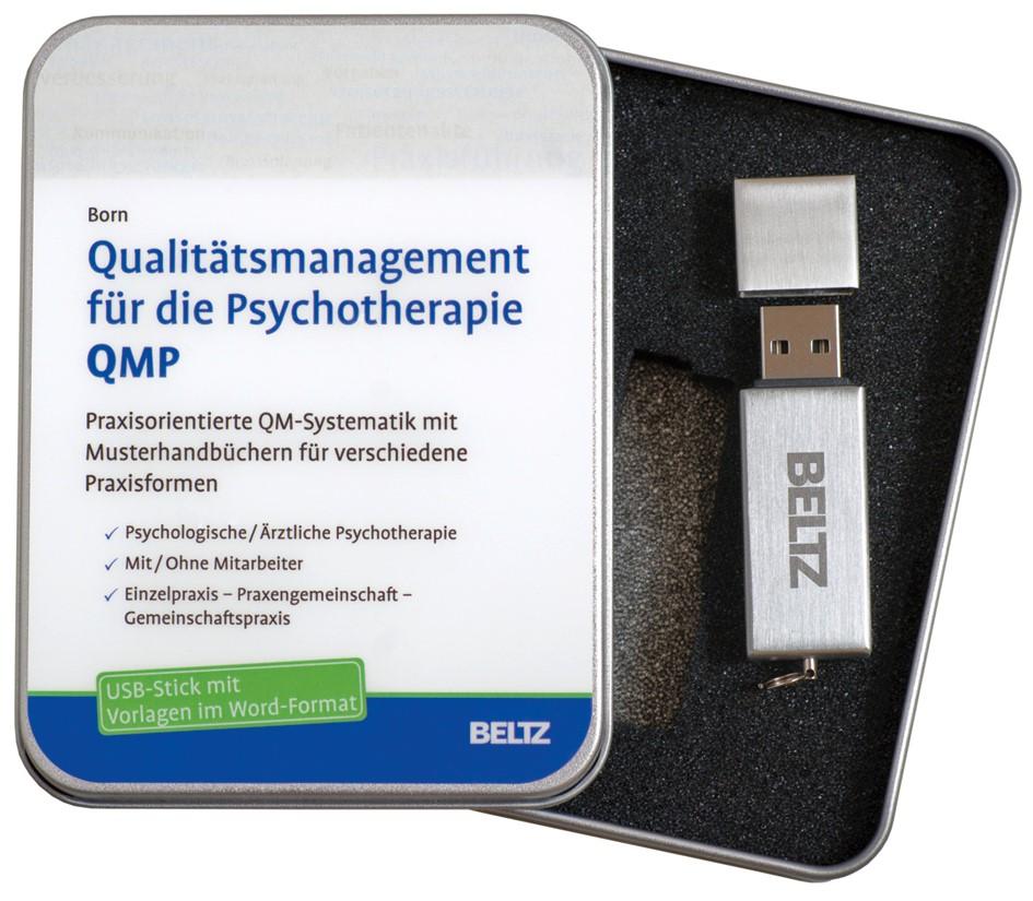 Abbildung von Born | Qualitätsmanagement für die Psychotherapie QMP | 2015