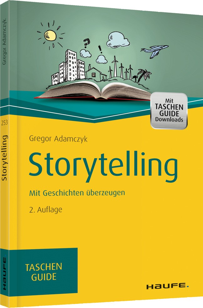 Storytelling | Adamczyk | 2. Auflage, 2015 | Buch (Cover)