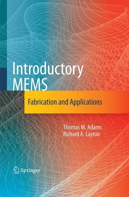 Abbildung von Adams / Layton | Introductory MEMS | 2010 | 2014