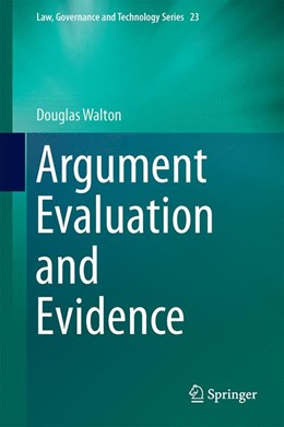 Abbildung von Walton | Argument Evaluation and Evidence | 1. Auflage | 2015 | 23 | beck-shop.de