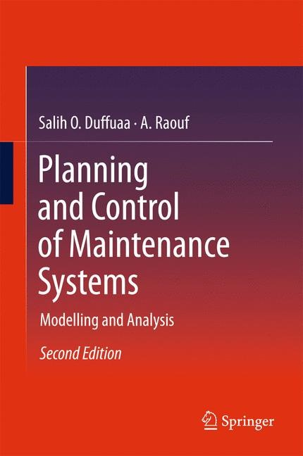 Planning and Control of Maintenance Systems | Duffuaa / Raouf | 2. Auflage, 2015 | Buch (Cover)