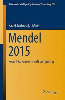 Abbildung von Matoušek | Mendel 2015 | 1. Auflage | 2015 | 378 | beck-shop.de