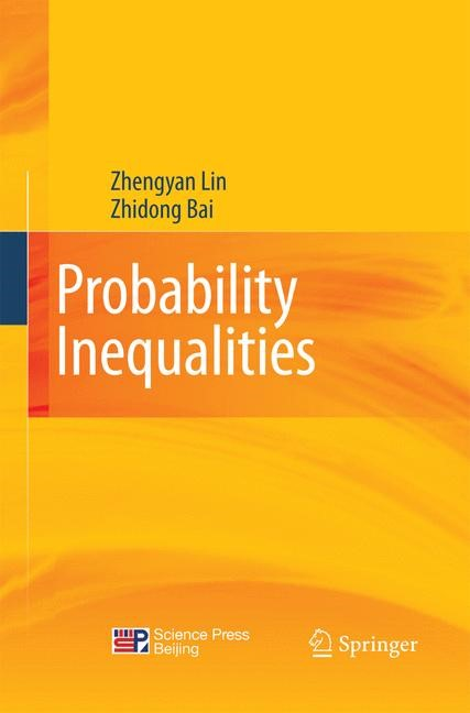 Probability Inequalities | Lin / Bai | 2011, 2014 | Buch (Cover)