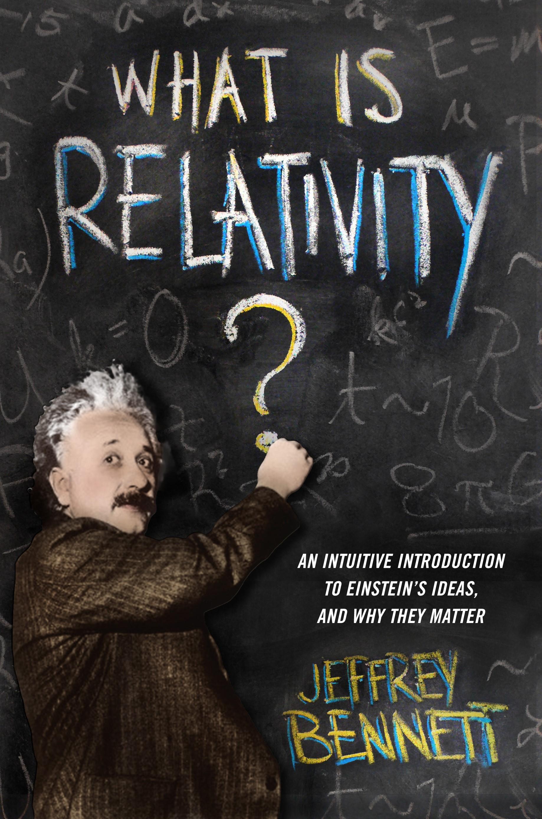 Abbildung von What Is Relativity?   2016