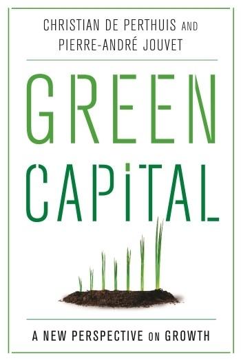 Abbildung von de Perthuis / Jouvet   Green Capital   2015