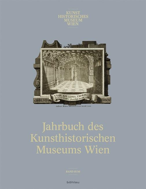 Jahrbuch des Kunsthistorischen Museums Wien, 2015 | Buch (Cover)