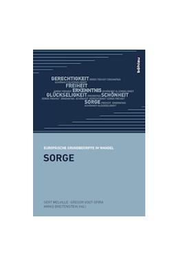 Abbildung von Melville / Vogt-Spira / Breitenstein   Sorge   2015   2