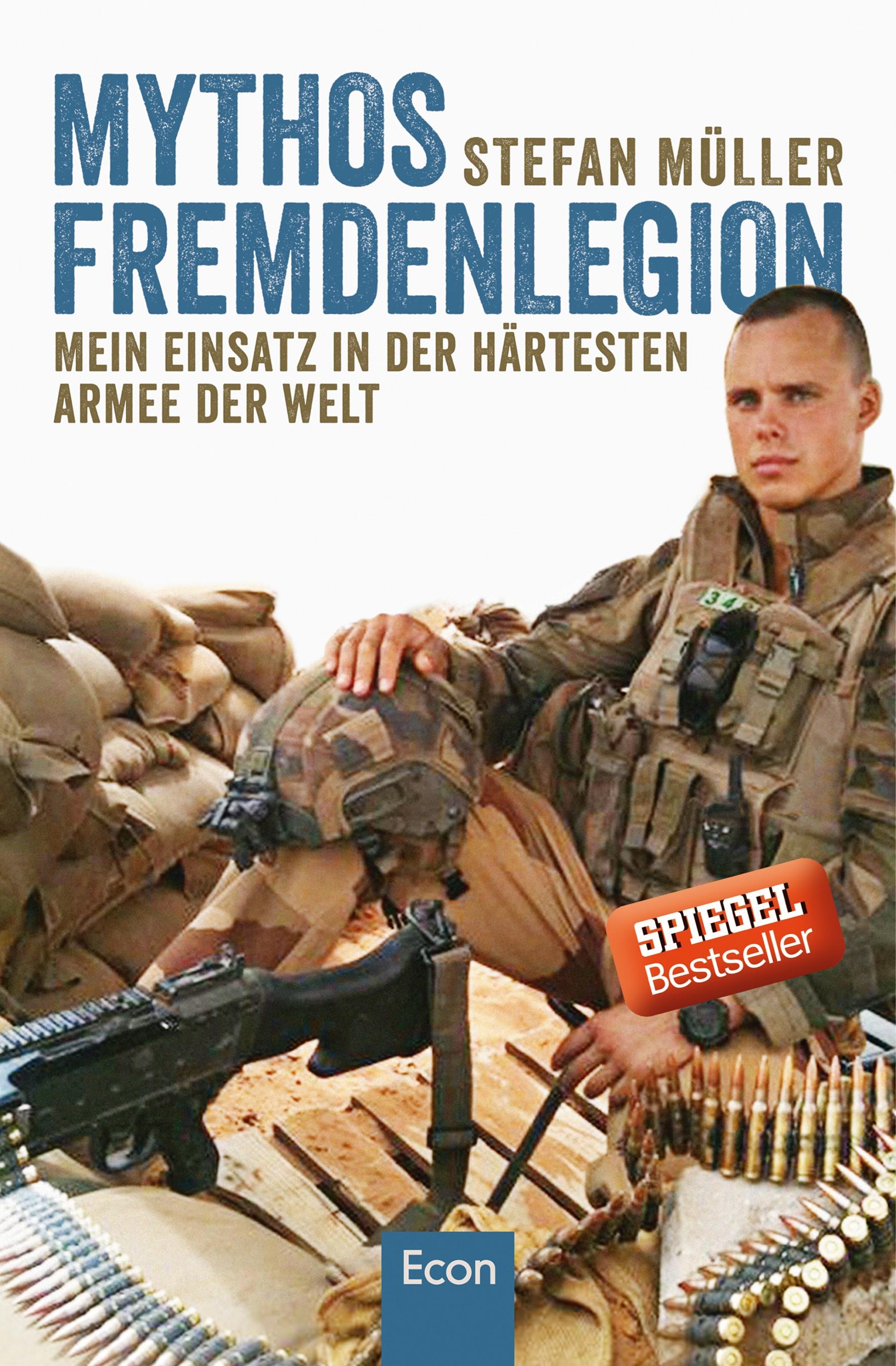 Mythos Fremdenlegion | Müller, 2015 | Buch (Cover)