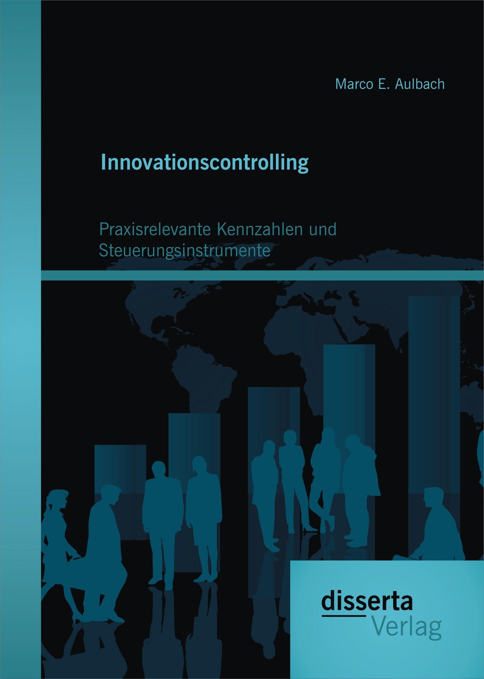 Innovationscontrolling: Praxisrelevante Kennzahlen und Steuerungsinstrumente | Müller | Erstauflage, 2015 | Buch (Cover)