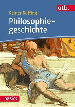 Abbildung von Ruffing | Philosophiegeschichte | 1. Auflage | 2015 | 4387 | beck-shop.de