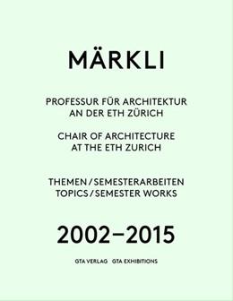 Abbildung von Imoberdorf | Märkli | 1. Auflage | 2016 | beck-shop.de