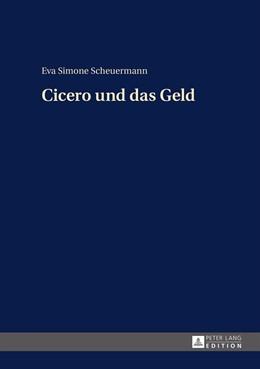Abbildung von Scheuermann   Cicero und das Geld   2015