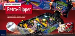 Abbildung von Riegler   Die Franzis Abenteuer-Box Retro-Flipper   2015   Die bunte Welt der Flipperauto...
