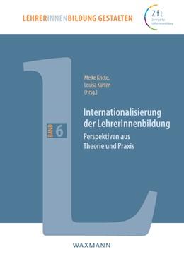 Abbildung von Kricke / Kürten | Internationalisierung der LehrerInnenbildung | 1. Auflage | 2015 | 6 | beck-shop.de