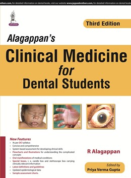 Abbildung von Gupta | Alagappan's Clinical Medicine for Dental Students | 2015
