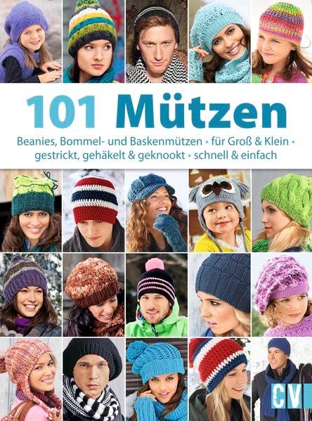 101 Mützen, 2015 | Buch (Cover)