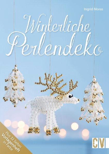 Winterliche Perlendeko   Moras, 2015   Buch (Cover)