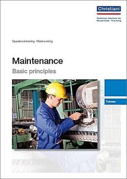 Abbildung von Maintenance - Basics principles   2014   Trainees