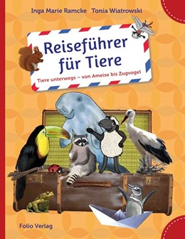 Abbildung von Ramcke / Wiatrowski   Reiseführer für Tiere   1. Auflage   2015   beck-shop.de