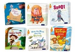 Abbildung von Heapy / Goodhart | Oxford Reading Tree Story Sparks: Oxford Level 6: Class Pack of 36 | 1. Auflage | 2015 | beck-shop.de