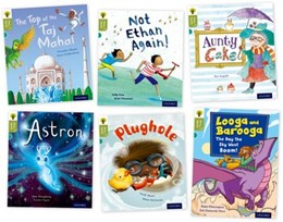 Abbildung von Havel / Dhami | Oxford Reading Tree Story Sparks: Oxford Level 7: Mixed Pack of 6 | 1. Auflage | 2015 | beck-shop.de