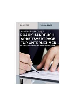 Abbildung von Powietzka (Hrsg.) | Praxishandbuch Arbeitsverträge für Unternehmer | 2016