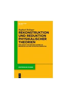 Abbildung von Bolinger | Rekonstruktion und Reduktion physikalischer Theorien | 2015 | Der Ansatz von Erhard Scheibe ... | 32