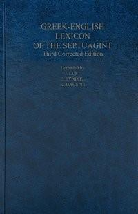Abbildung von A Greek-English Lexicon of the Septuagint | 2015