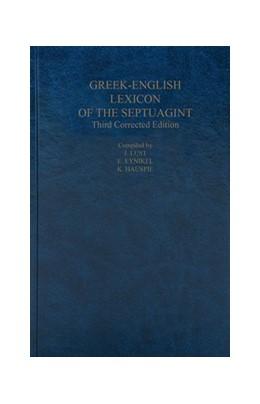 Abbildung von A Greek-English Lexicon of the Septuagint   2015   Third Corrected Edition