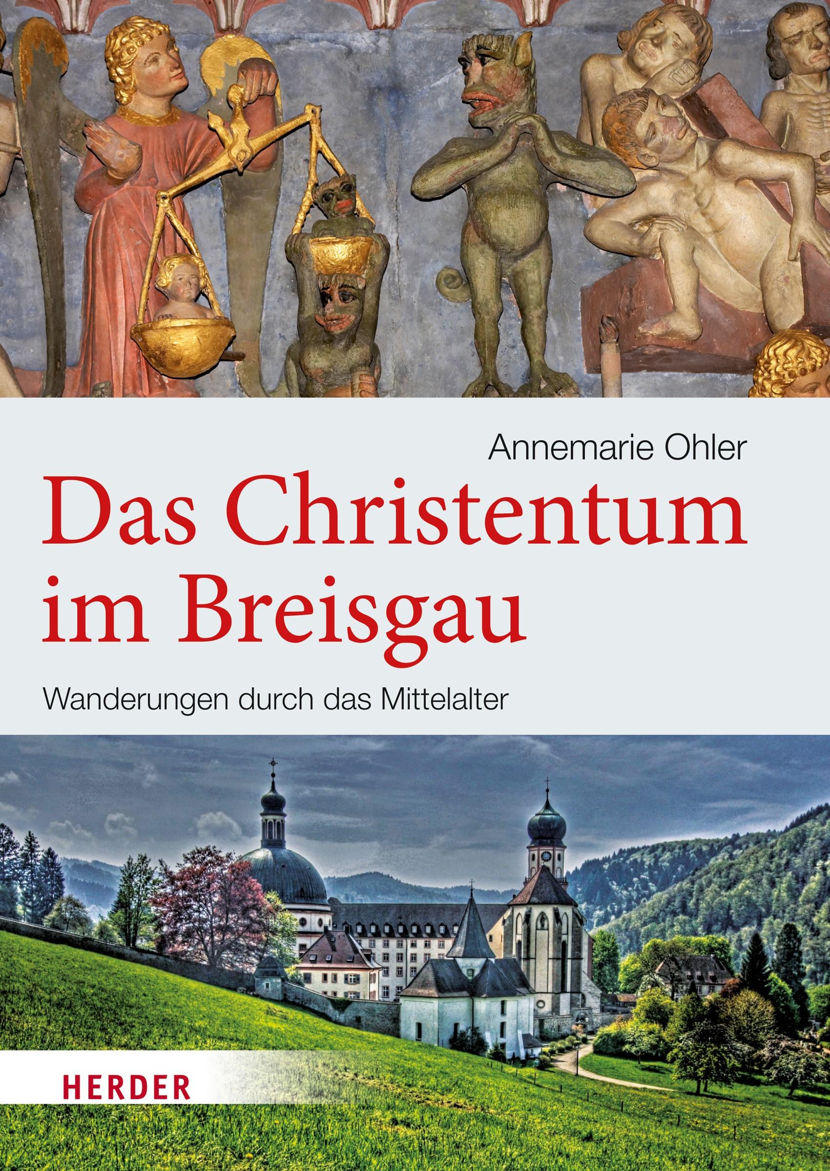 Abbildung von Ohler | Das Christentum im Breisgau | 2015