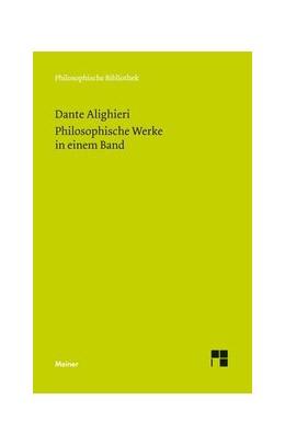 Abbildung von / Imbach | Philosophische Werke in einem Band | 2015 | 679