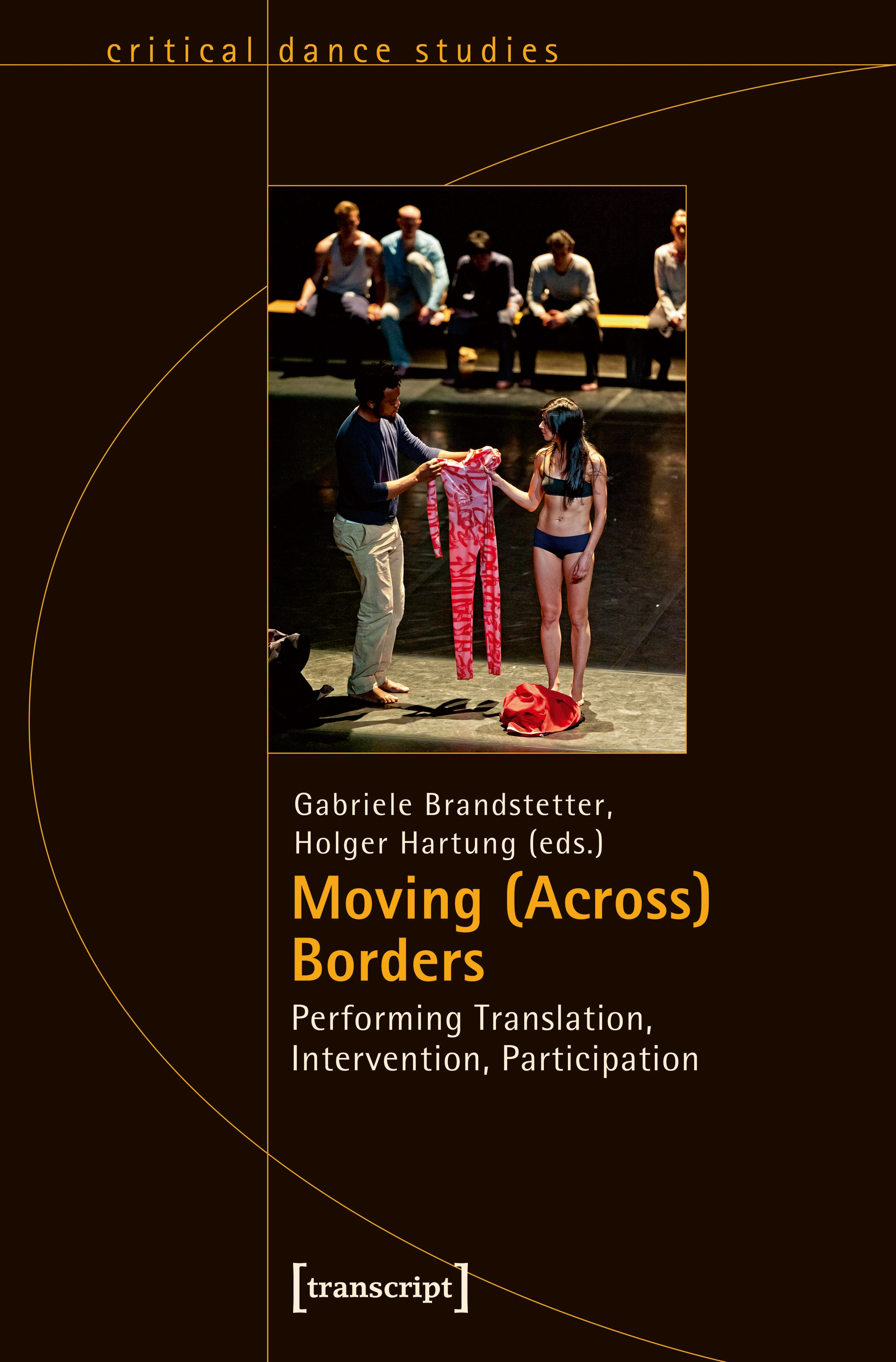 Moving (Across) Borders | Brandstetter / Hartung, 2017 | Buch (Cover)