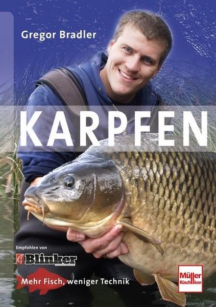 Karpfen | Bradler, 2015 | Buch (Cover)